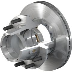 ConMet Hub and Rotor Assembly TP Trailer - 10083507