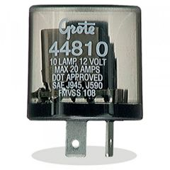 Grote 10-Lamp 2-Pin Flashers - 44810