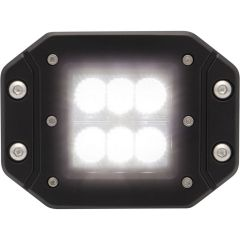 Optronics 3 in. x 3 in. LED Cube Light - UCL24CBFE