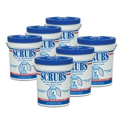 SCRUBS HAND CLEANER (Sold as case, 6 per case)