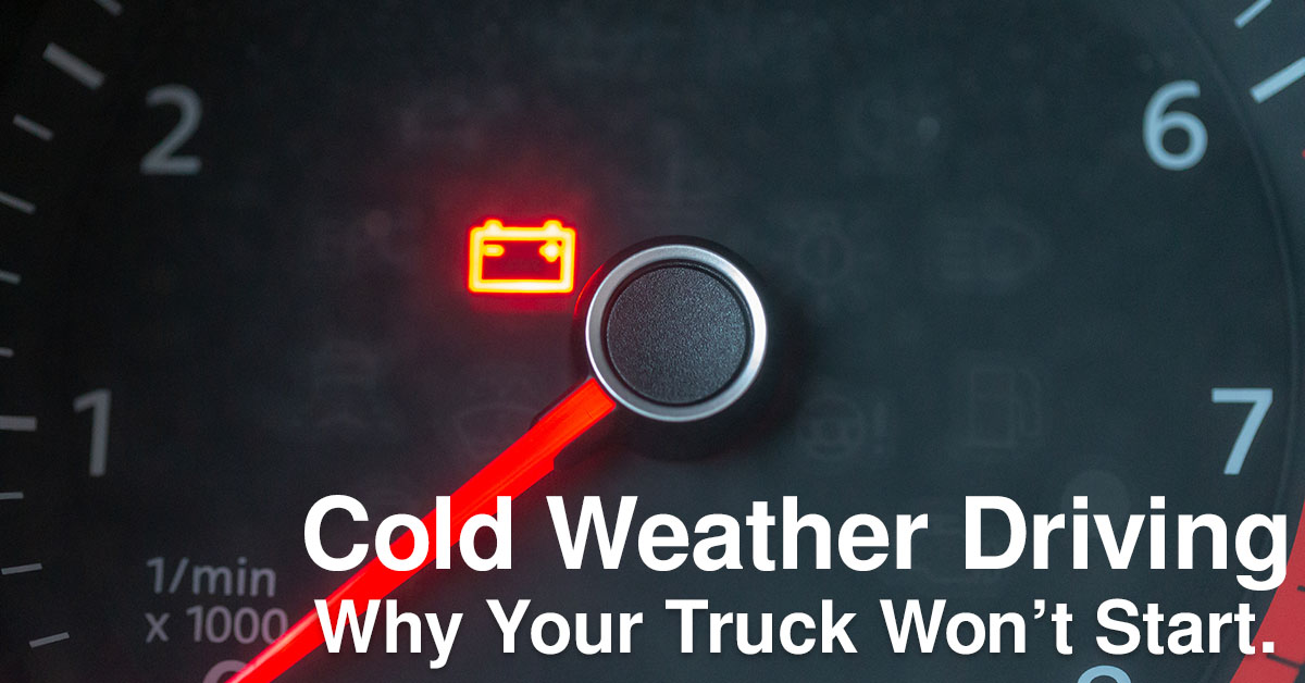 Cold Weather Impact On Trucks