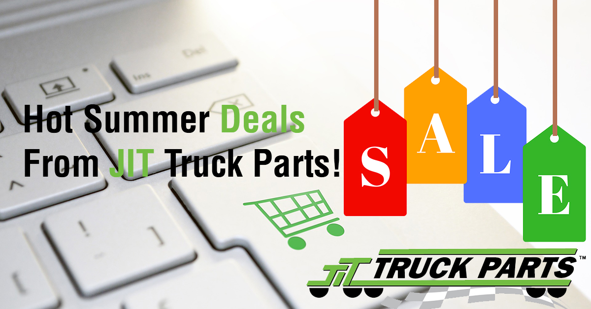 JIT Truck Parts Clearance Sale