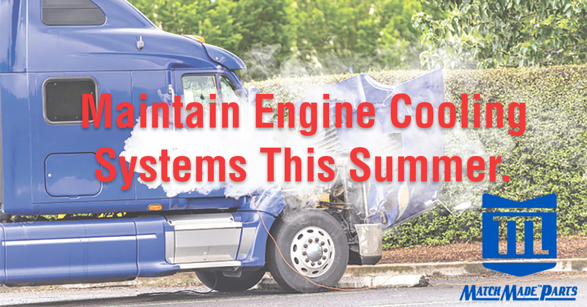 Maintaining Engine Cooling Systems For Summer