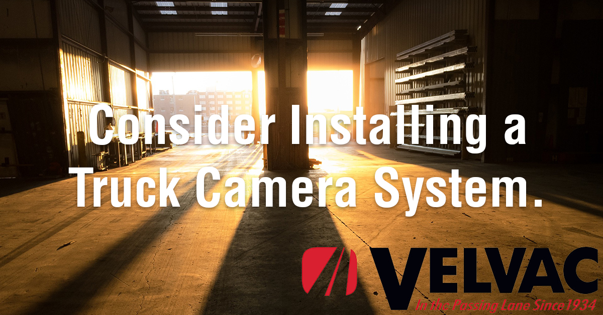 Why Install Truck Cameras